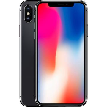 Appleau 【SIMロック解除済み】 iPhone X 256GB スペースグレイ MQC12J/A