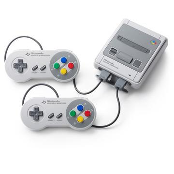 Nintendoニンテンドークラシックミニ スーパーファミコン