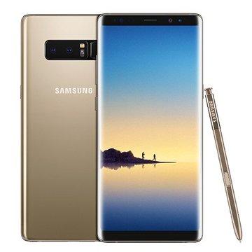 SAMSUNGGALAXY Note 8 Dual SIM SM-N950F/DS 64GB Maple Gold(海外携帯)