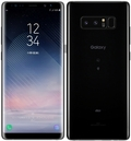 SAMSUNGau GALAXY Note 8 SCV37 ミッドナイト ブラック