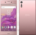 SONY docomo 【SIMロック解除済み】 Xperia XZ SO-01J Deep Pink