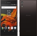SONY docomo 【SIMロック解除済み】 Xperia XZ SO-01J Mineral Black