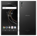 SONY docomo 【SIMロック解除済み】 Xperia XZs SO-03J Black