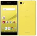 SONYdocomo 【SIMロック解除済み】 Xperia Z5 Compact SO-02H Yellow
