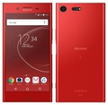 SONYdocomo Xperia XZ Premium SO-04J Rosso