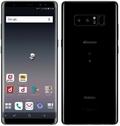 SAMSUNG docomo GALAXY Note 8 SC-01K Midnight Black
