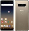 SAMSUNGdocomo GALAXY Note 8 SC-01K Maple Gold