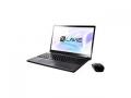 NECLAVIE Note NEXT NX750/JAB PC-NX750JAB グレイスブラックシルバー