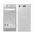 SONY docomo 【SIMロック解除済み】 Xperia XZ1 Compact SO-02K White Silver