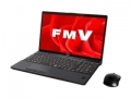 Fujitsu LIFEBOOK AH AH77/B3 FMVA77B3B ブライトブラック