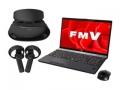Fujitsu LIFEBOOK AH AH-MR/B3 FMVAMRB3B ブライトブラック