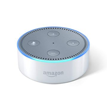 AmazonEcho Dot(第2世代/2017年発売モデル) ホワイト