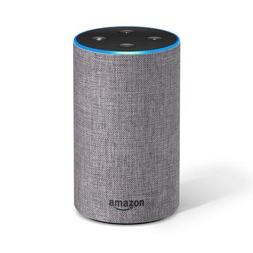 AmazonEcho(第2世代/2017年発売モデル) ヘザーグレー(ファブリック)