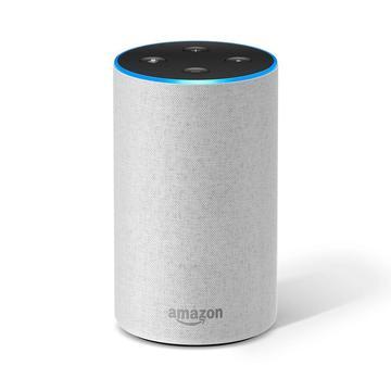 AmazonEcho(第2世代/2017年発売モデル) サンドストーン(ファブリック)