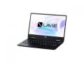 NECLAVIE Note Mobile NM350/KAB PC-NM350KAB パールブラック
