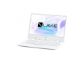 NECLAVIE Note Mobile NM150/KAW PC-NM150KAW パールホワイト