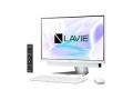 NECLAVIE Desk All-in-one DA770/KAW PC-DA770KAW ホワイトシルバー