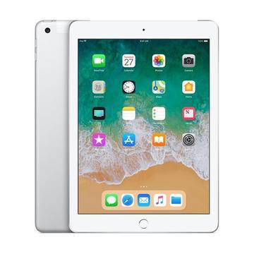 au iPad(第6世代/2018) Cellular 128GB シルバー MR732J/A