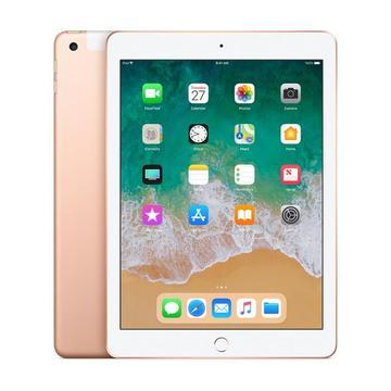 iPad(第6世代/2018) Cellular 128GB ゴールド (国内版SIMロックフリー) MRM22J/A