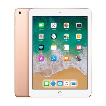 iPad(第6世代/2018) Wi-Fi 128GB ゴールド MRJP2J/A