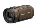 Panasonicデジタル4Kビデオカメラ HC-VX1M-T ブラウン