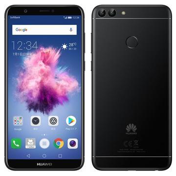 HuaweiSoftBank 【SIMロック解除済み】 HUAWEI nova lite 2 704HW ブラック