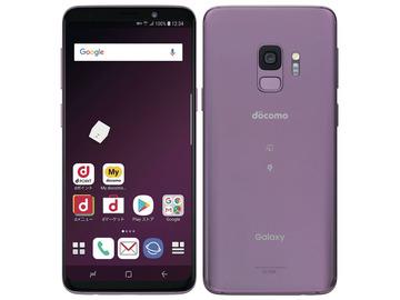 SAMSUNGdocomo 【SIMロック解除済み】 Galaxy S9 SC-02K Lilac Purple ASC89269