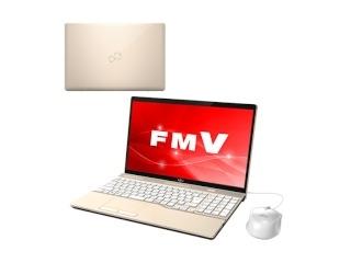 FujitsuLIFEBOOK AH AH45/C2 FMVA45C2G シャンパンゴールド