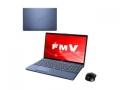 Fujitsu LIFEBOOK AH AH77/C2 FMVA77C2L メタリックブルー