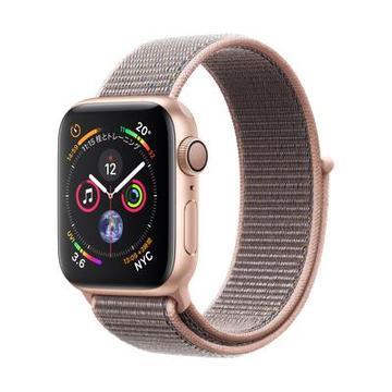 AppleApple Watch Series4 40mm GPS ゴールドアルミニウム/ピンクサンドスポーツループ MU692J/A