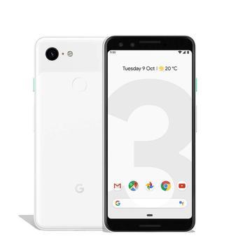 GoogleSoftBank 【SIMロック解除済み】 Pixel 3 G013B 64GB Clearly White