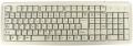 AOTECHAOK-112UPW USB/PS2 キーボード ホワイト