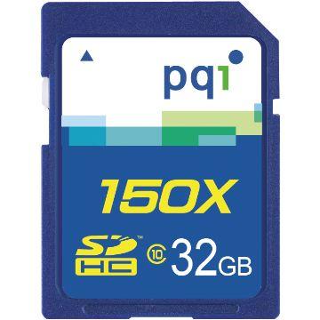 PQISDHCカード Class10 x150(22.5MB/s) 32GB BSDH10-32G