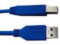 変換名人USB3-AB18 USB3.0ケーブル A-B 1.8m