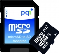 PQImicroSDHC Card 8GB Class4 <BMRSDH4-8G>