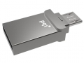 PQI6837-008GR1 8G Connect201 グレー OTG端末対応/USB2.0対応