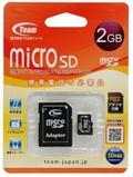 TeamTG002G0MC1XA 2GB microSD
