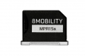 "8MOBILITYEAD-503ASV iSlice Pro 15""/MacBook Pro 15インチ専用 microSDカードアダプター シルバー"