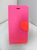 LibraLBR-6CD2PK iPhone6キャンバス手帳風カバー(ピンク)