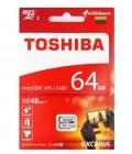 TOSHIBATHN-M301-0640-4 64GB microSDXC Class10 UHS-I R-48M
