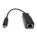 タイムリーTM-TCLAN30G typeC接続LANアダプタ 高速モデル10/100/1000mbps対応