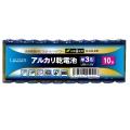 LazosLA-T3X10 単3アルカリ乾電池 10本組み