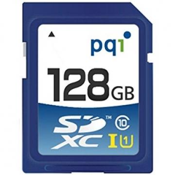 PQISD10U11-128 128GB SDXCカード UHS-I Class10