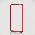 ELECOMPM-A15ALBURD iPhone 6s / 6用アルミバンパー/薄型