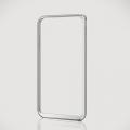 ELECOMPM-A15ALBUSV iPhone 6s / 6用アルミバンパー/薄型