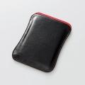 ELECOMTB-A13SLPBK iPad mini用ソフトレザーポーチ
