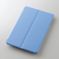 ELECOMTB-A15SWVMBU iPad mini 4用フラップカバー(2アングルタイプ)