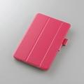ELECOMTB-A15SWVSMPN iPad mini 4用フラップカバー(360)