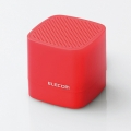 ELECOM LBT-SPCB01AVRD Compact Wireless Speaker