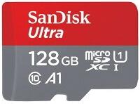 SanDiskSDSQUAR-128G-GN6MA 128GB microSDXC UHS-1 Class10 R-100M